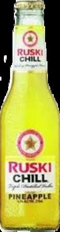 null Ruski Pineapple 24X275ML