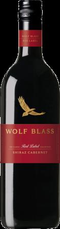 null Wolf Blass Red Shiraz Cabernet 750ML