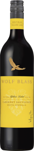 null Wolf Blass Yellow Cabernet Sauvignon 750ML