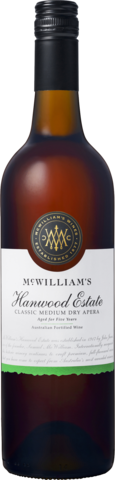 null McWilliams  Hanwood Apera Dry 750ML