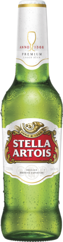 null Stella Artois Bottle 6X330ML