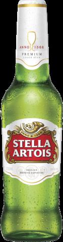 null Stella Artois Bottle 24X330ML
