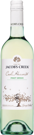 null Jacobs Creek Cool Pinot Grigio 750ML