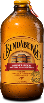 null Bundaberg Ginger Beer Bottle 1X375ML