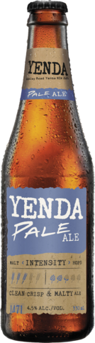 null Yenda Pale Ale Bottle 24X330ML