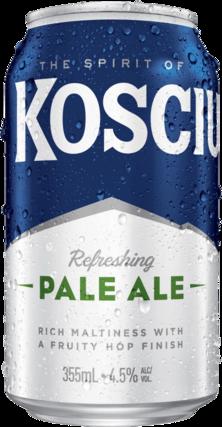 null Kosciuszko Pale Ale Can 6X355ML