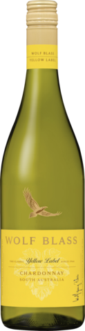 null Wolf Blass Yellow Chardonnay 750ML