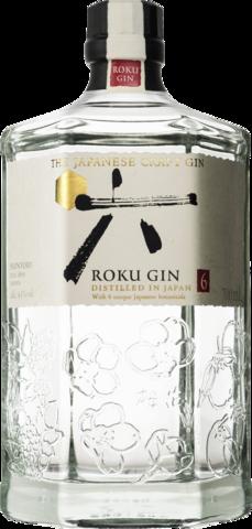 null Roku Gin 43% 700ML