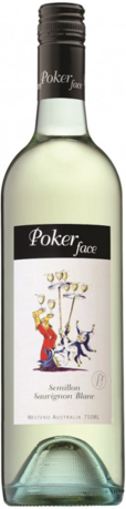 null Poker Face Semillon Sauvignon Blanc 750ML