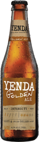 null Yenda Golden Ale Btl 6X330ML