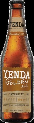 null Yenda Golden Ale Btl 24X330ML