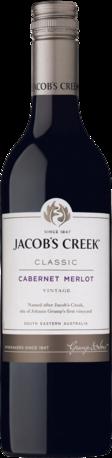 null Jacobs Creek Cabernet Merlot 750ML