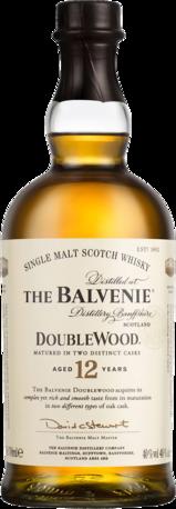 null The Balvenie Double Wood 12 Year Old Single Malt Scotch Whisky – 700ml