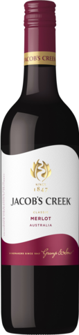 null Jacobs Creek Merlot 750ML