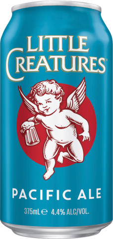 Little Creatures Pacific Ale Can 4X375ML