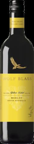 null Wolf Blass Yellow Merlot 750ML