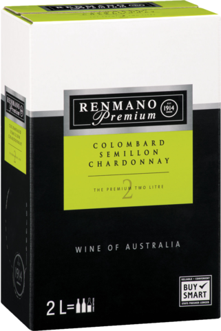 null Renmano Colombard Chardonnay Cask 2LT