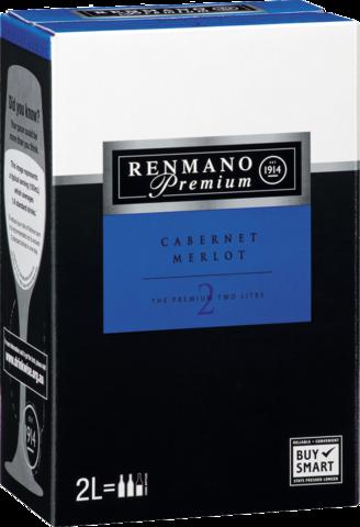 null Renmano Cabernet Merlot Cask 2LT