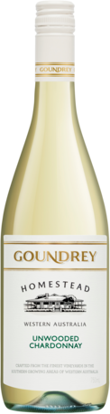 null Goundrey Homestead Unwooded Chardonnay 750ML