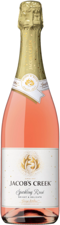 null Jacobs Creek Sparkling Rose 750ML