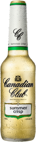 null Canadian Club Summer 4.2% Bottle 24X330ML