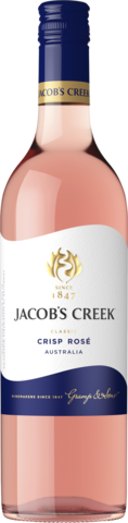 null Jacobs Creek Shiraz Rose 750ML