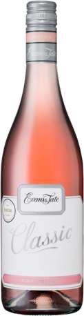 null Evans & Tate Classic Pink Moscato 750ML