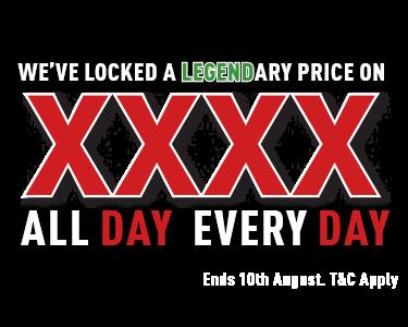 XXXX Gold Price Lock