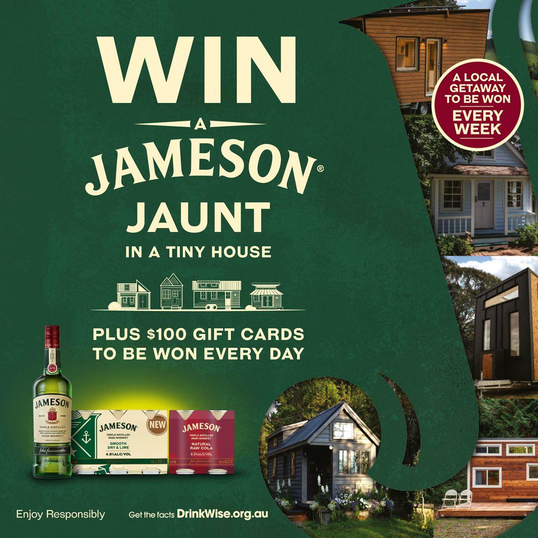 Jameson Jaunts Summer Promotion