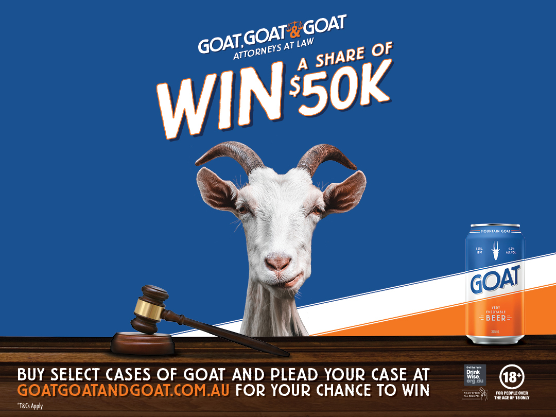 Win a share of $50k