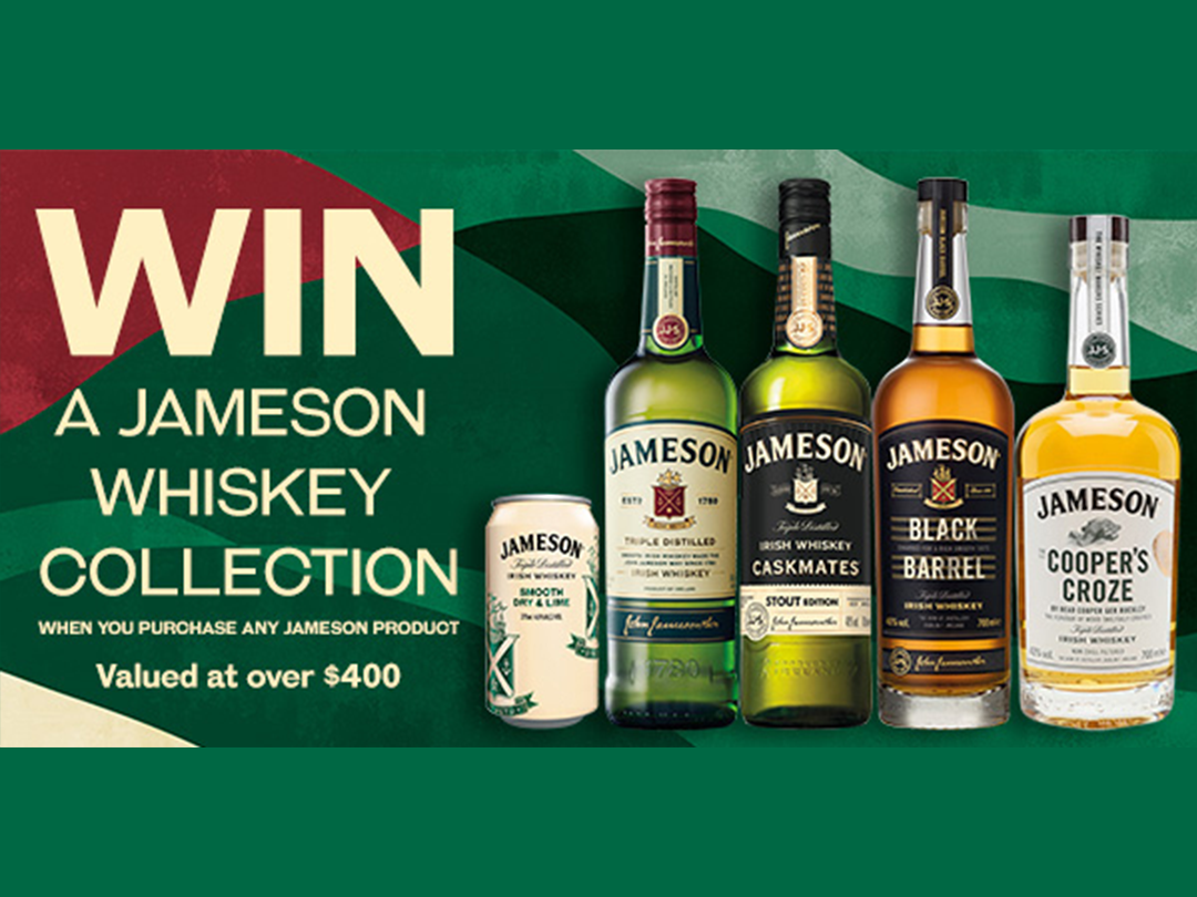 Jameson Competition