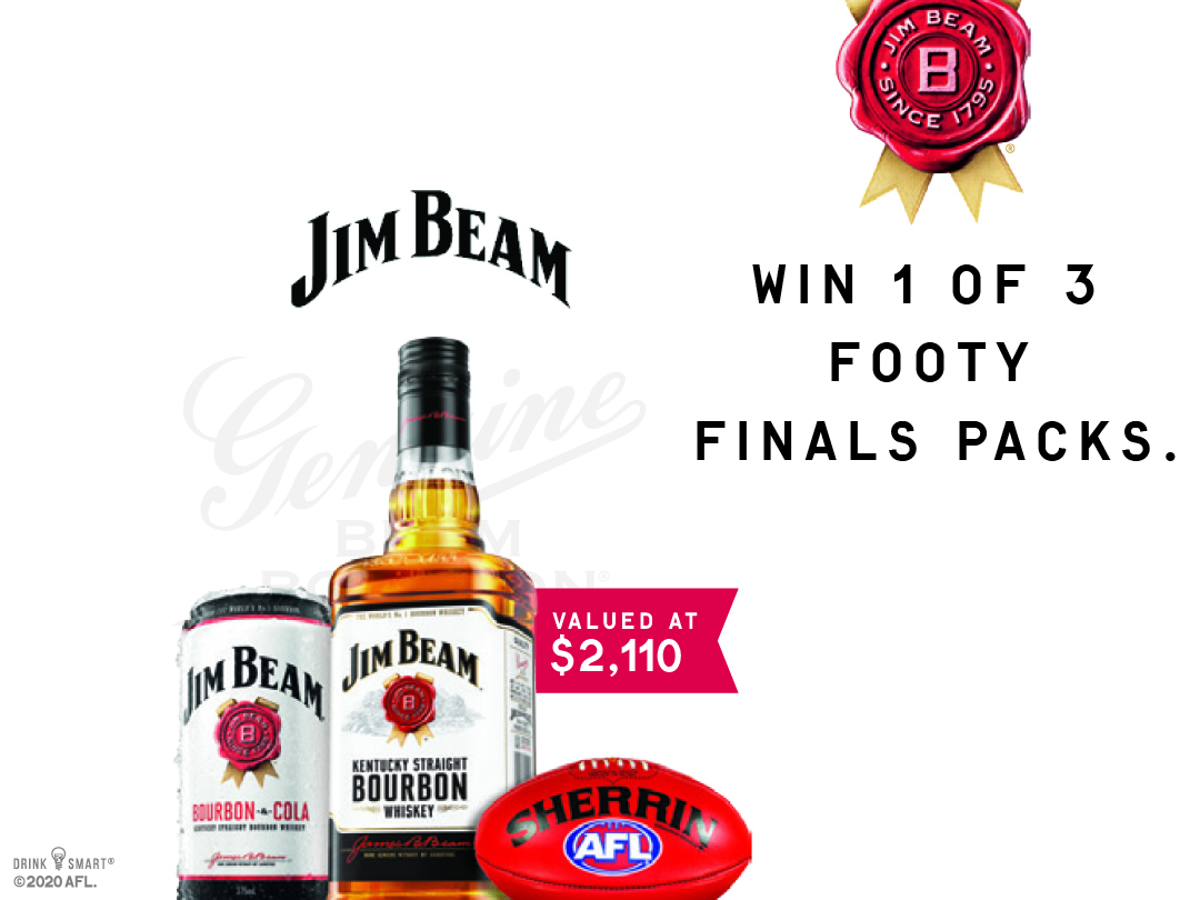 Jim Beam Footy Finals Competition