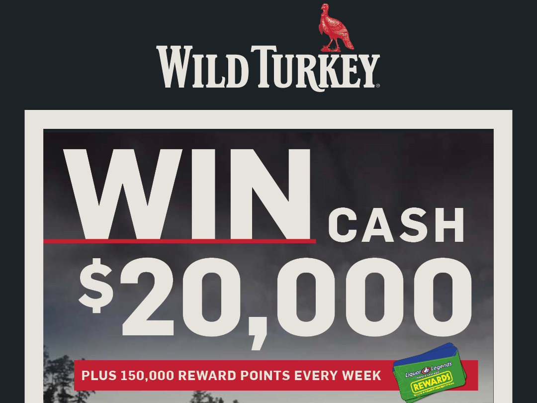 Wild Turkey Competition
