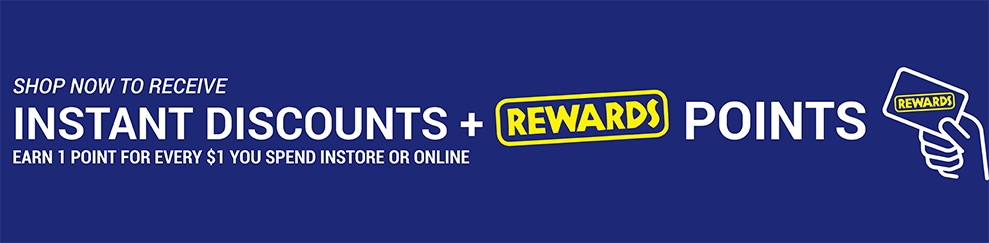 Get Instant Discounts + Rewards Points